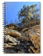 Sheer Drop Spiral Notebook