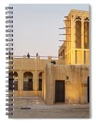 Sheikh Saeed House And Museum Spiral Notebook
