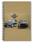Shelby 40th Anniversary Spiral Notebook