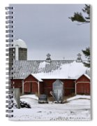Sheldon Barn Spiral Notebook