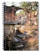 Sheldon Church Spiral Notebook