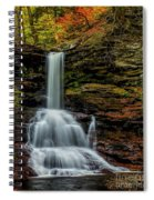Sheldon Reynolds Falls Spiral Notebook