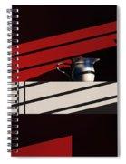 Shelf Life Spiral Notebook