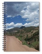 Shelf Road  Spiral Notebook