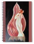 Shell Angel Spiral Notebook