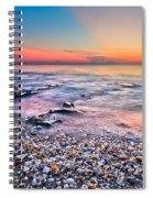 Shell City Spiral Notebook