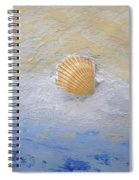 Shell Spiral Notebook