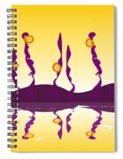 Shell Life Spiral Notebook