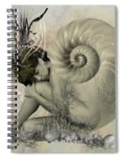 Shell Of Life  Spiral Notebook