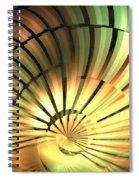 Shell Star Spiral Notebook
