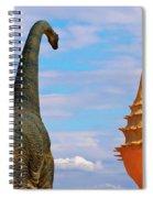 Shelly Spiral Notebook