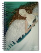 Shelter From The Storm Spiral Notebook
