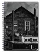 Shem Creek Heritage Spiral Notebook
