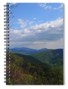 Shenandoah Skies Spiral Notebook