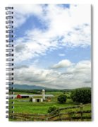 Shenandoah Valley West Virginia Scenic Series Spiral Notebook