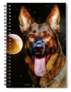 Shepards Moon Spiral Notebook