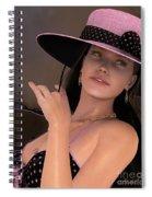 She's A Lady Spiral Notebook