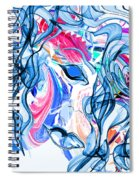 She's All Butterflies Spiral Notebook