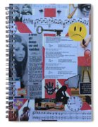 She's Leaving Home Spiral Notebook