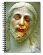 Shesus Spiral Notebook