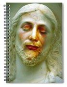 Shesus Spiral Notebook