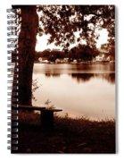 Shhh Spiral Notebook