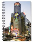 Shibuya Spiral Notebook