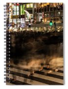 Shibuya Scramble Spiral Notebook