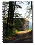 Shields Farm Spiral Notebook