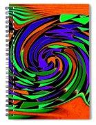 Shifting Sands Spiral Notebook