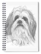 Shih-poo Spiral Notebook
