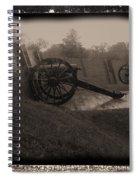 Shilo Artillery Battery Spiral Notebook