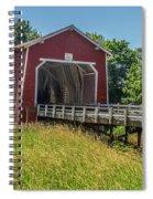 Shimanek Covered Bridge No. 2 Spiral Notebook