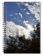 Shine And Smile Spiral Notebook