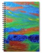 Shinning Sea Spiral Notebook
