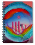 Ship Of State Spiral Notebook