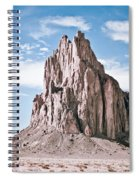 Shiprock #12 Spiral Notebook