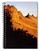 Shiprock New Mexico 2 Spiral Notebook
