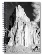 Shiprock New Mexico Spiral Notebook