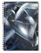 Ships Of Orion Spiral Notebook