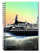 Shipshape 1 Spiral Notebook