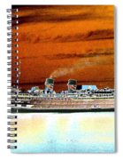 Shipshape 2 Spiral Notebook