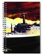 Shipshape 3 Spiral Notebook