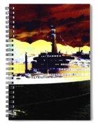 Shipshape 3 Spiral Notebook