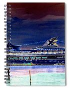 Shipshape 5 Spiral Notebook