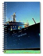 Shipshape 9 Spiral Notebook