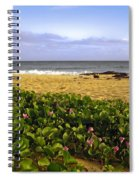 Shipwreck Beach Spiral Notebook