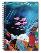 Shipwrecked Spiral Notebook