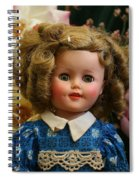 Shirley Shirley Spiral Notebook