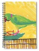 Shirley's Bird Spiral Notebook